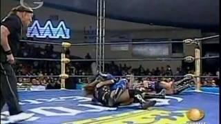 AAA - Gran Apache, Fabi Apache, Gato Eveready vs. Oriental, Billy Boy, Cinthia Moreno, 2009/03/04