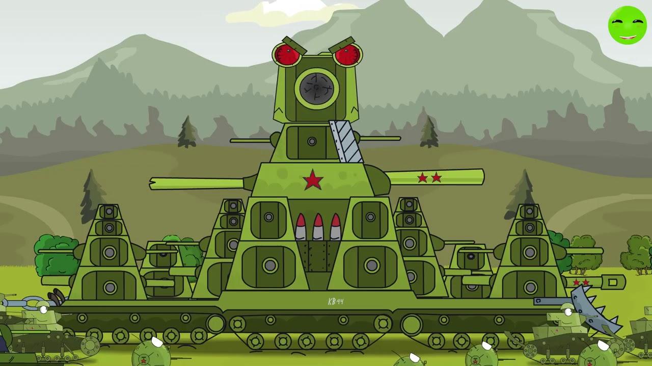 Nhiệm vụ đã hoàn thành – Phim hoạt hình về xe tăng [Gerand VN]