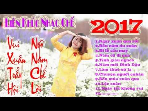[HOT] Nhạc Sống Chào Xuân 2017 Cực Mạnh ♫ Nhạc Xuân REMIX Hay Nhất ♫ Ngô Nam Nhạc Chế Việt