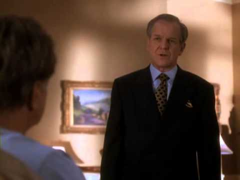 Jed Bartlett and Leo Mcgarry - First talk about MS