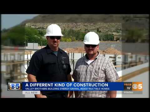 ICF Construction CBS5 News