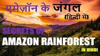 Wild Amazon in Hindi, प्रकृति का अजूबा अमेज़न वर्षावन