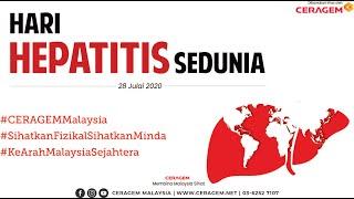 Hari Hepatitis Sedunia 2020