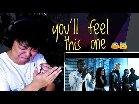 Reaction | [OFFICIAL] The Sound of Silence - Pentatonix