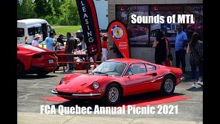 FCA Quebec Annual Picnic 2021
