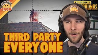 Just Third Party the Third Partier - chocoTaco PUBG Gameplay