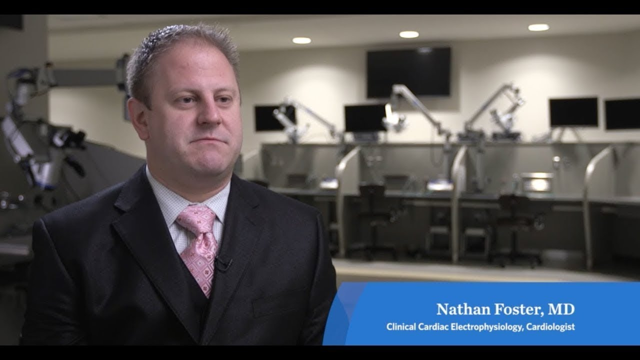 Meet Nathan Foster, MD, Cardiology, Clinical Cardiac Electrophysiology | Ascension Michigan #cardiology