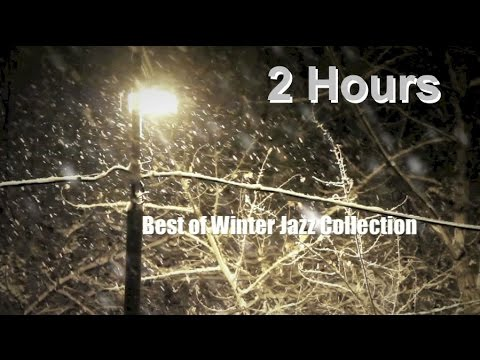 Winter Jazz and Winter Jazz Music: 2 HOURS Winter Jazz Piano and Winter Jazz Mix Instrumental