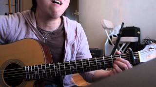 "Daniel Powter ""Bad Day"" Acoustic guitar Cover"