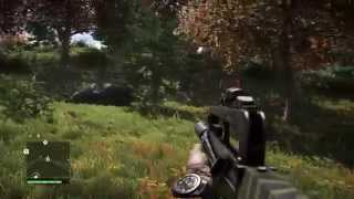 Far Cry 4 PC - GTX 770 - i5-4670k - HD 720p, Ultra Settings [60FPS]