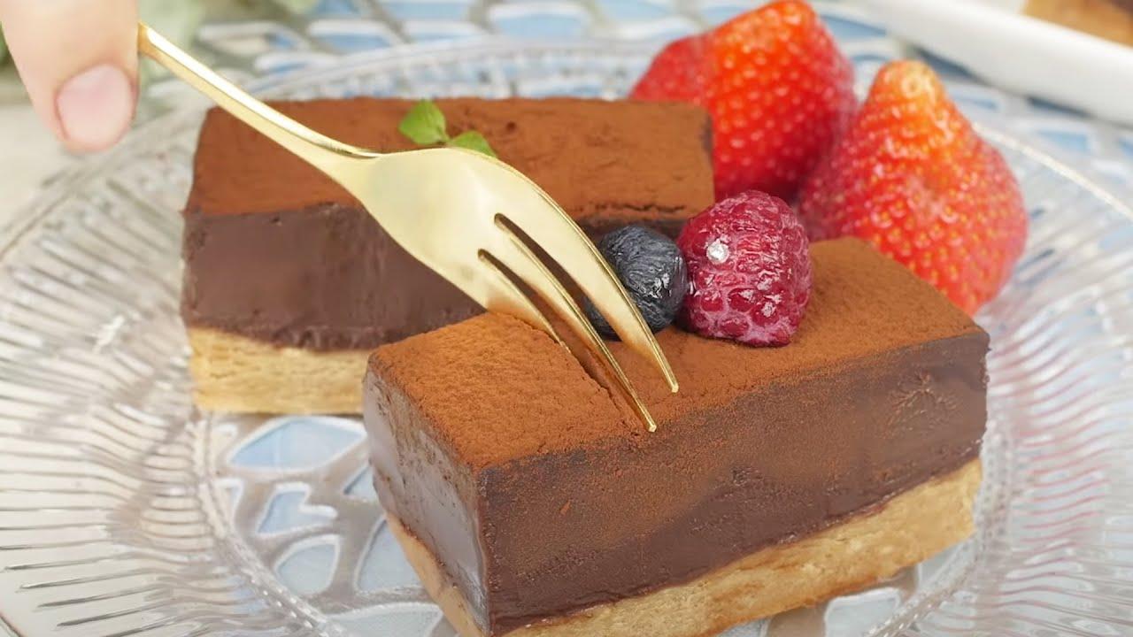 ケーキ 焼 かない