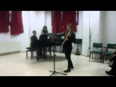 G. F. HAENDEL: Sonata Nº 5 In F Major (IIIª Semana De Música De Cámara)