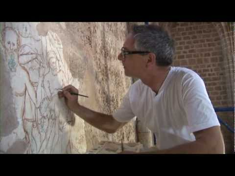 Conservation Project - The Forty: Saving the Forgotten Frescos of Famagusta, Cyprus
