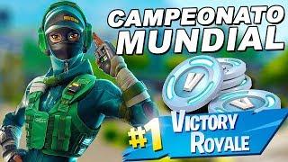 Fortnite - CAMPEONATO MUNDIAL AGORA !! VAMOS JOGAR vs PROS !! NOVO CAMPEONATO DO MUNDO !! Solos