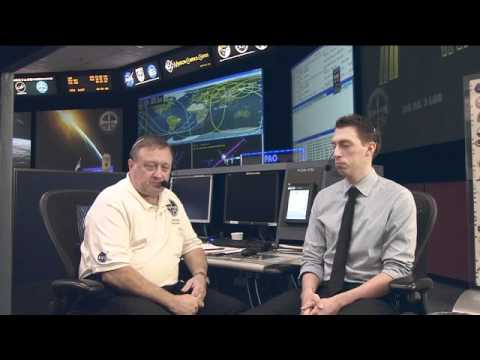 ISS Update: Ground Control in Mission Control Center