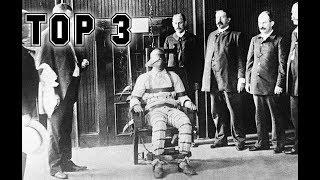 TOP 3: PESSOAS QUE SOBREVIVERAM A PENA DE MORTE!