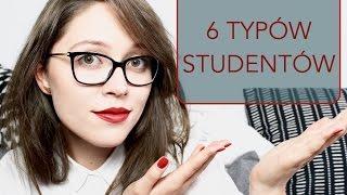 6 TYPÓW STUDENTÓW