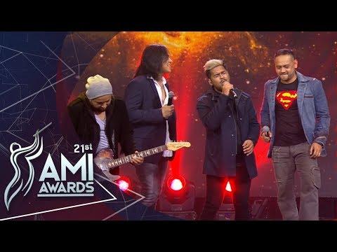 "Element Reunion - Ahmad Abdul ""Cinta Tak Bersyarat"" | AMI AWARDS 2018"