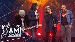 "Download Element Reunion - Ahmad Abdul ""Cinta Tak Bersyarat""   AMI AWARDS 2018"