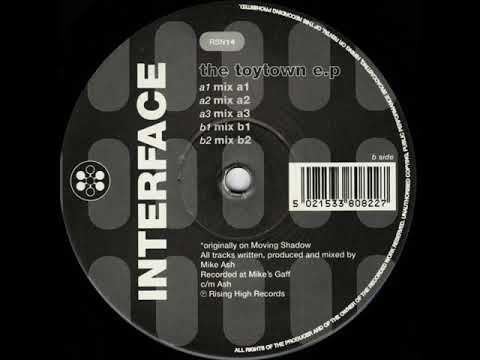 INTERFACE - [the toytown e.p] mix a1 (1992)