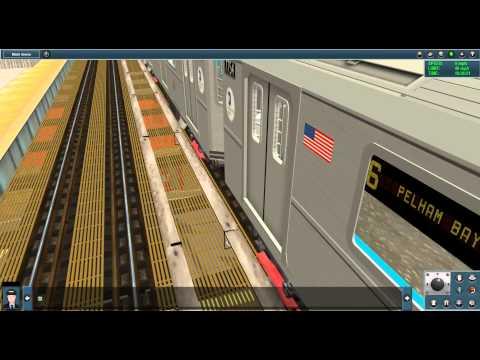 Trainz 12: The Outside World (Sutter Av/Empire Blvd Branch) Version 3.0 {BETA}
