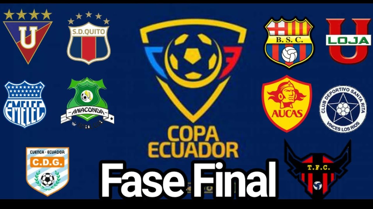 Resultado de imagen para COPA ECUADOR