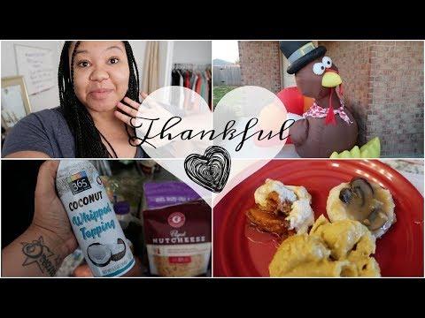 Edyn Daily - Vlog | No. 6 | My 5th Vegan Thanksgiving!