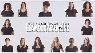 GLAMOUR MAGAZINE - Women of Different Salaries