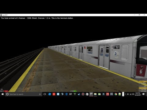 OPENBVE: (5) To Pelham Bay Park [Skeleron] its not finished