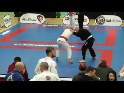 British National Pro BJJ - white belt - open - Final
