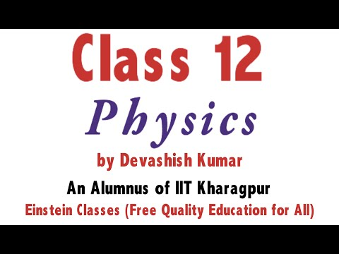 Class 12 Board Physics Ray Optics (Fast Course)