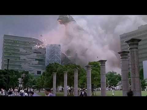 Ultraman Victory vs Godzilla 90's