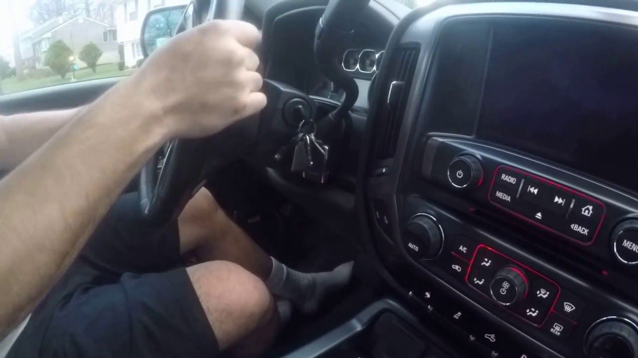Steering Lock Description Can T Turn Key In Ignition Youtube