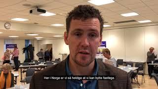 Jan Martin Berge Håndtering av stress