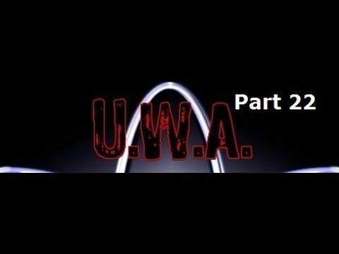 """Bourbonjimbo's UWA Gameplay Part 22 """"Blue Bar Cage!!"""""""