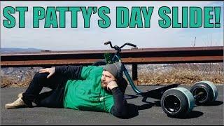 St. Patty's Day Slide