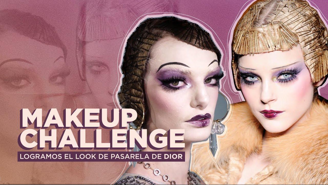¡Recreamos maquillaje de Pat McGrath con productos de MAC Cosmetics!   MAKING OF