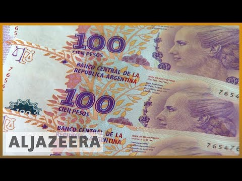 🇦🇷 Argentina peso crisis: Move to seek IMF aid criticized   Al Jazeera English