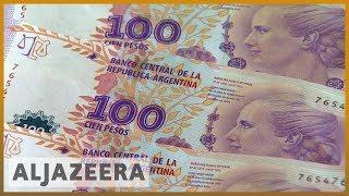 🇦🇷 Argentina peso crisis: Move to seek IMF aid criticised | Al Jazeera English