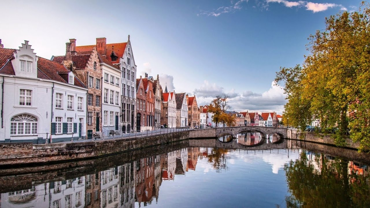 10 cities in the world with the most beautiful channels