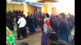 la fiesta de 2013 en aldea sebep