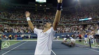US Open 50 for 50: Novak Djokovic, 2011 and 2015 Men's Singles Champion