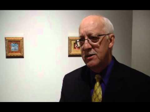 Dennos Museum's miniature art exhibit