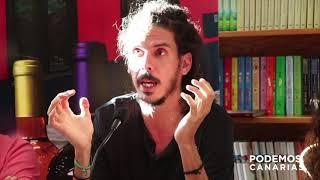 Presentación del libro de Juanma del Olmo: