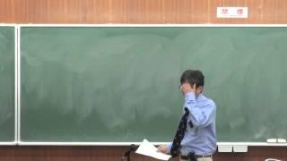 慶應大学講義 制御工学同演習第三回 制御で用いるラプラス変換の重要な性質,LTIシステムの表現1(convolution と伝達関数)