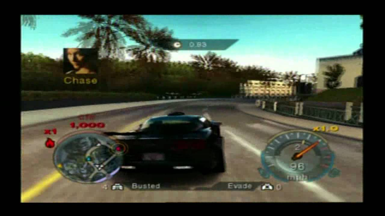 NFS Undercover PS2 - Career Mode Part 18 Final Mission ...