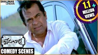 Blade Babji Telugu  Movie || Brahmanandam Back To Back Comedy Scenes-02 || Allari Naresh