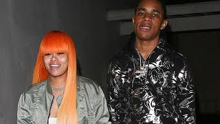 Blac Chyna Hooking Up with a TEENAGE Rapper Because of the Kardashians!!?