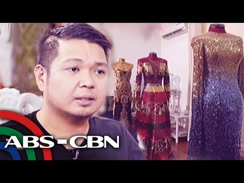 Tapatan Ni Tunying: Filipino designer creates gowns for Pinay beauty queens