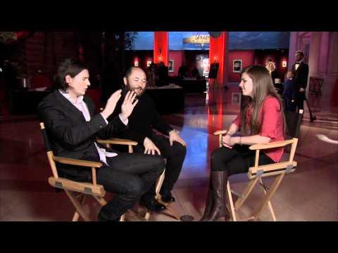 Abraham Lincoln: Vampire Hunter Exclusive: Benjamin Walker And Timur Bekmambetov